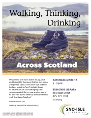 Walking Scotland Edmonds 2016