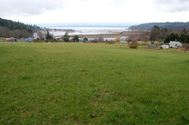 Cultus Bay from Hammon's Preserve