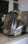 Thanksgiving Kitchen Sculpture