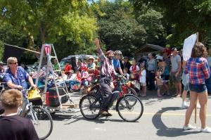 Occupy Your Bike