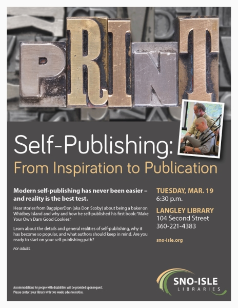 47736 Self Publishing LNG POSTER